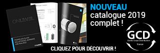 Catalogue 2019 GCD France